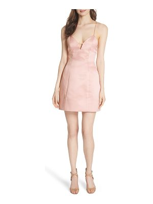 Alice + Olivia pearl minidress