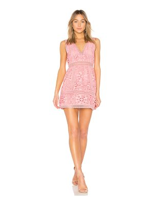 Alice + Olivia Zula Lace Dress