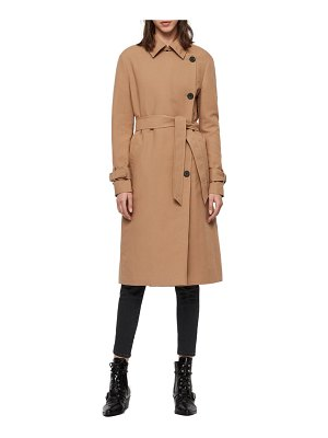 Allsaints avita trench coat