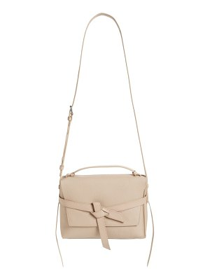 Allsaints cami leather shoulder bag