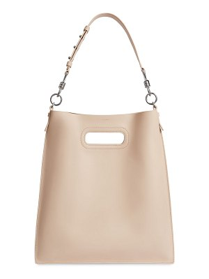 Allsaints Captain Flat Hobo Bag