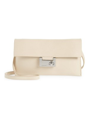 Allsaints francoise crossbody bag in parchment white at nordstrom