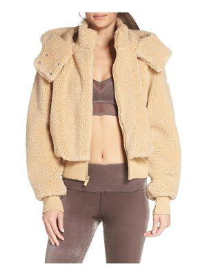Alo Yoga foxy faux fur jacket