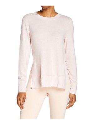 Alo Yoga 'glimpse' long sleeve top