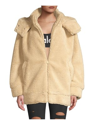 Alo Yoga norte teddy coat
