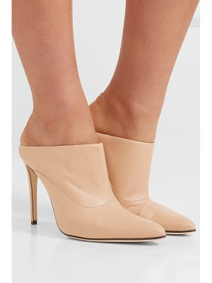 Altuzarra davidson leather mules