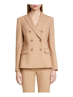 Altuzarra double breasted stretch wool jacket