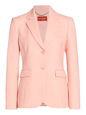 Altuzarra fenice stretch-virgin wool jacket