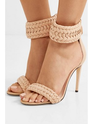 Altuzarra ghianda braided leather sandals