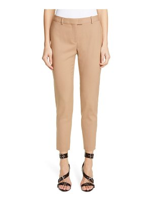 Altuzarra henri skinny stretch wool pants