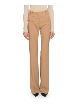 Altuzarra High-Rise Flare Leg Pants