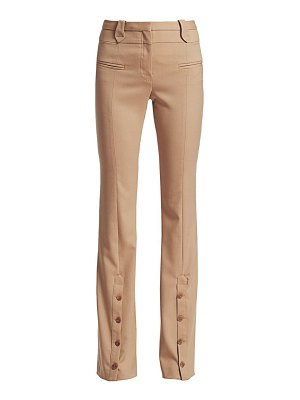 Altuzarra ned stretch-virgin wool trousers