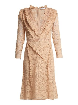Altuzarra Ourika Valencienne Lace Dress