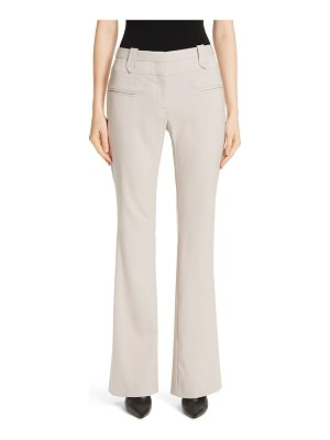 Altuzarra serge wide leg stretch wool pants
