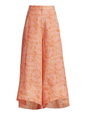 AMUR prudence wide-leg trousers