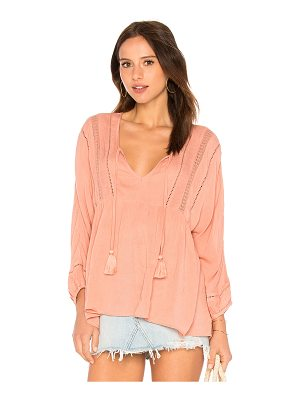 AMUSE SOCIETY Cool Breeze Top