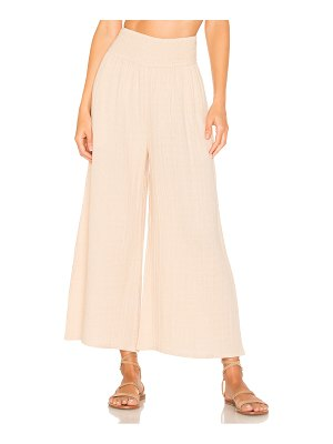 Anaak Kai Wide Leg Pants