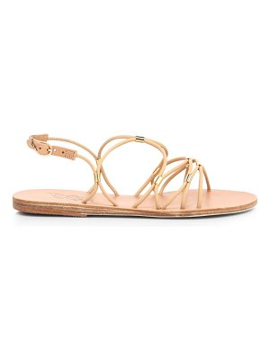 Ancient Greek Sandals pasifai flat slingback sandals