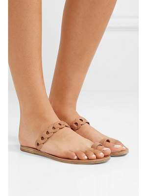 Ancient Greek Sandals thalia links woven leather sandals