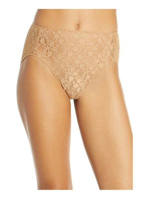 THE KNICKER 3-pack lace high cut briefs