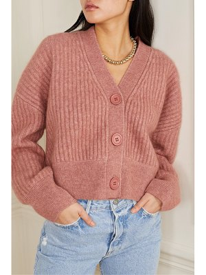 Anine Bing maxwell ribbed-knit cardigan