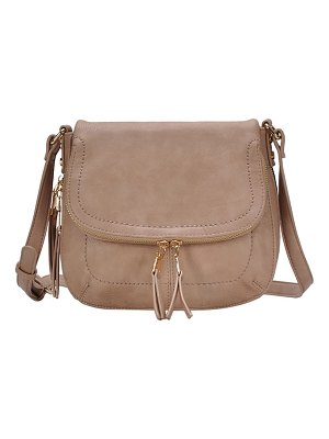 ANTIK KRAFT faux leather crossbody bag