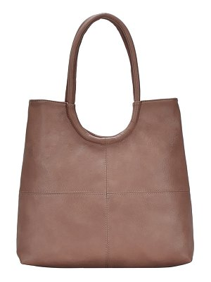 ANTIK KRAFT faux leather tote