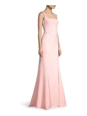ANTONIO BERARDI Seamed Mermaid Gown