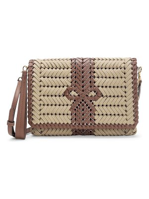 Anya Hindmarch neeson woven leather crossbody bag