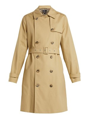 A.P.C. josephine cotton trench coat