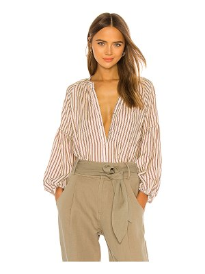 Apiece Apart nanook button down