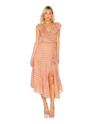 Apiece Apart nueva costa maxi dress