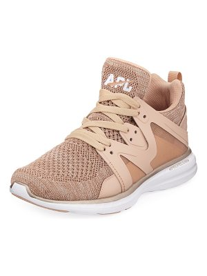 APL: ATHLETIC PROPULSION LABS Ascend Metallic Mid-Top Sneaker