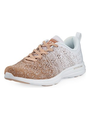 APL: Athletic Propulsion Labs Techloom Pro Ombre Metallic Knit Sneakers