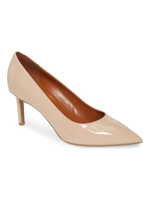 Aquatalia melina weatherproof pointy toe pump