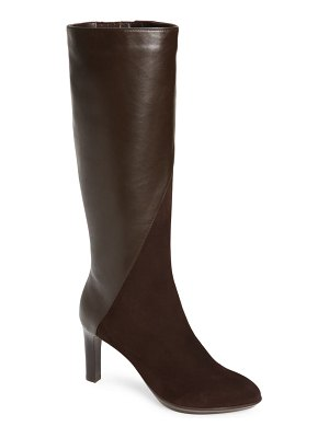 Aquatalia rayne water resistant knee high boot