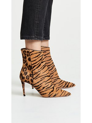Aquazzura alma 85 booties