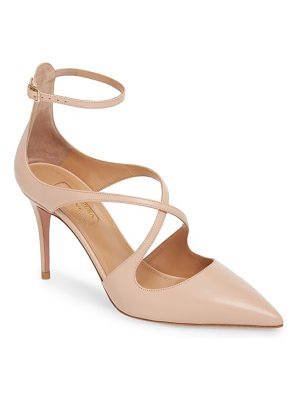 Aquazzura viviana pointy toe pump