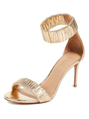Aquazzura liberty 85mm sandals