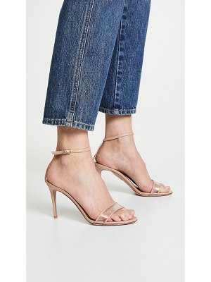Aquazzura minimalist 85 sandals