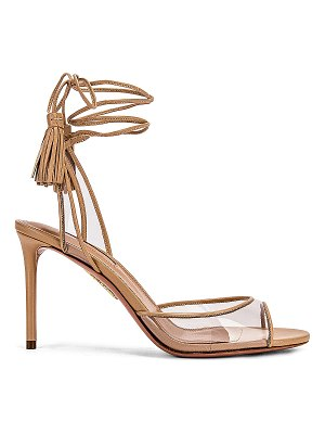 Aquazzura nudist 85 sandal