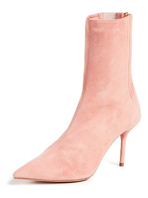 Aquazzura saint honore 85mm booties