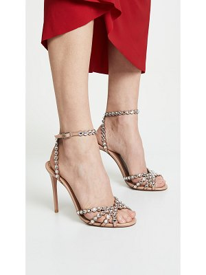 Aquazzura tequila 105mm sandals