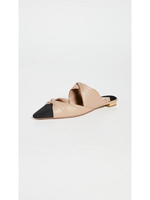 Aquazzura twist flats