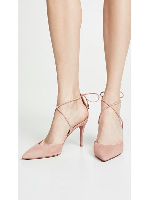 Aquazzura very matilde 85mm pumps