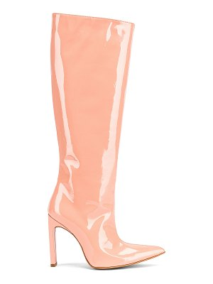 Area patent knee high boot