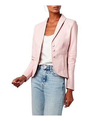 AS by DF The Denise Recycled Leather Blazer