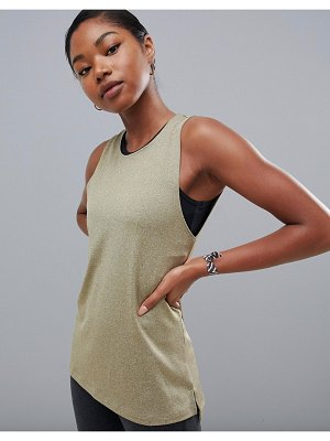 Asos 4505 scoop back tank