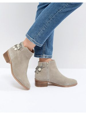 Asos Amaze Suede Ankle Boots
