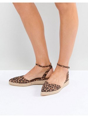 ASOS DESIGN asos jasleen point espadrilles